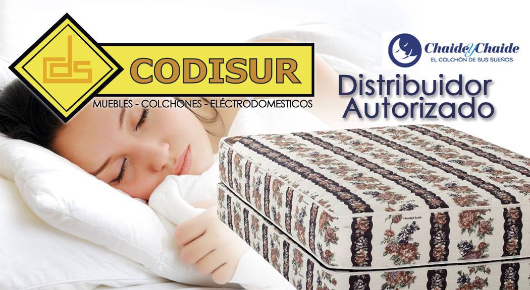 Codisur, Distribuidor autorizado de colchones Quito   Quito