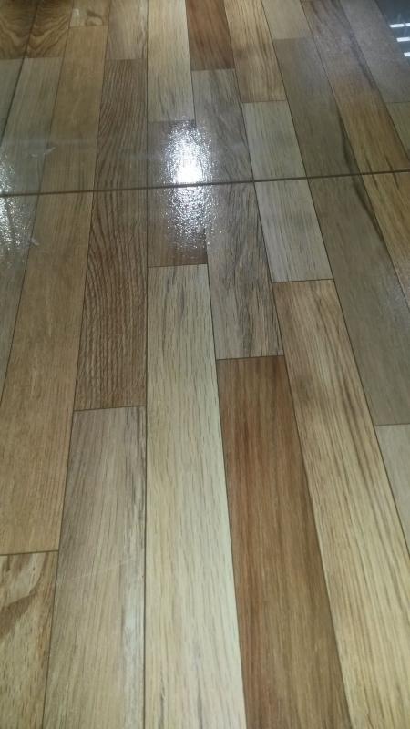 Ceramica importad parket olivo 46x46 for Sanitarios fv precios