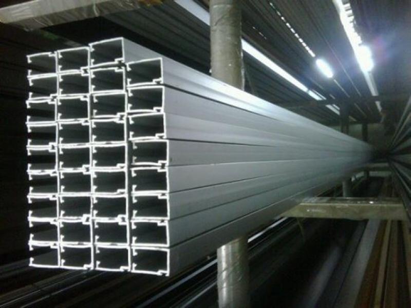 Dalvidro distribuidora de aluminio y vidrio machala - Barras de aluminio huecas ...