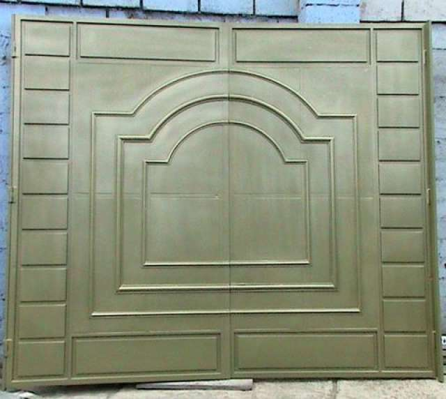 Pasamanos construcciones puertas metalicas hierro - Bisagras puertas metalicas ...